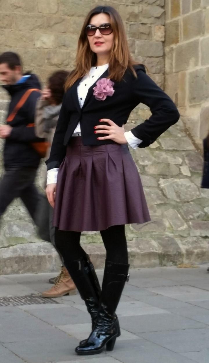 Cuida de ti, cuida tu imagen, 080 Barcelona Fashion, Street Style, What I wore (3)