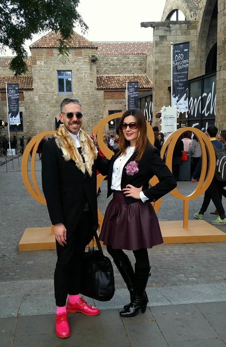 Cuida de ti, cuida tu imagen, 080 Barcelona Fashion, Street Style, What I wore (6)