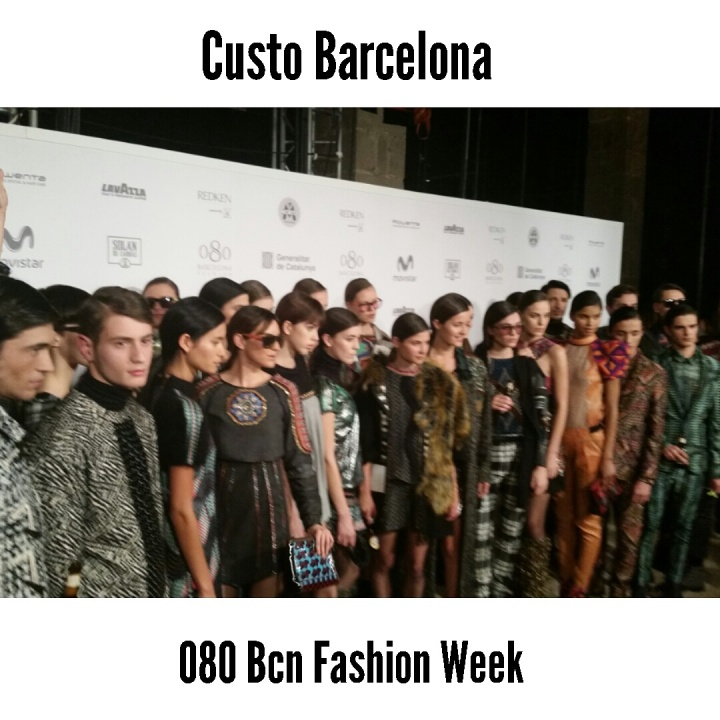 Insta 3.4, Cuida de ti, cuida tu imagen, 080 Barcelona fashion, Museo maritimo Drassanes