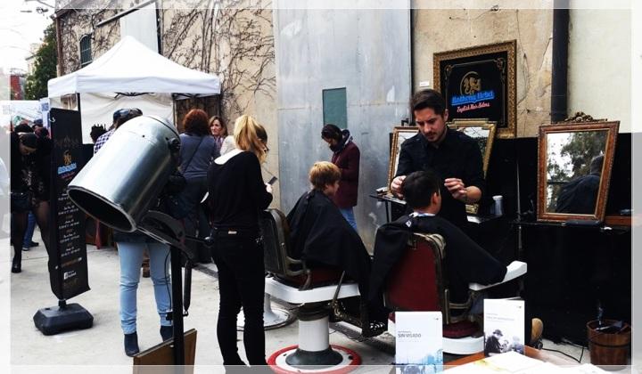 Cuida de ti, cuida tu imagen, Palo Alto Market, Poblenou, Barcelona, street markets, mercadillos 2