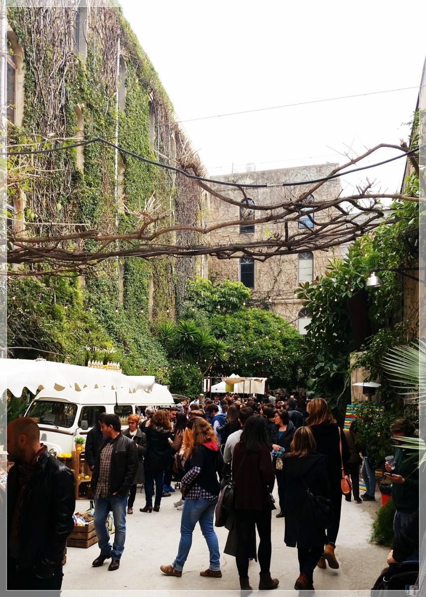 Cuida de ti, cuida tu imagen, Palo Alto Market, Poblenou, Barcelona, street markets, mercadillos 4
