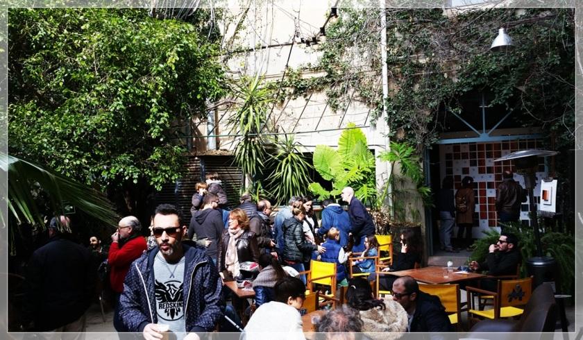 Cuida de ti, cuida tu imagen, Palo Alto Market, Poblenou, Barcelona, street markets, mercadillos 8