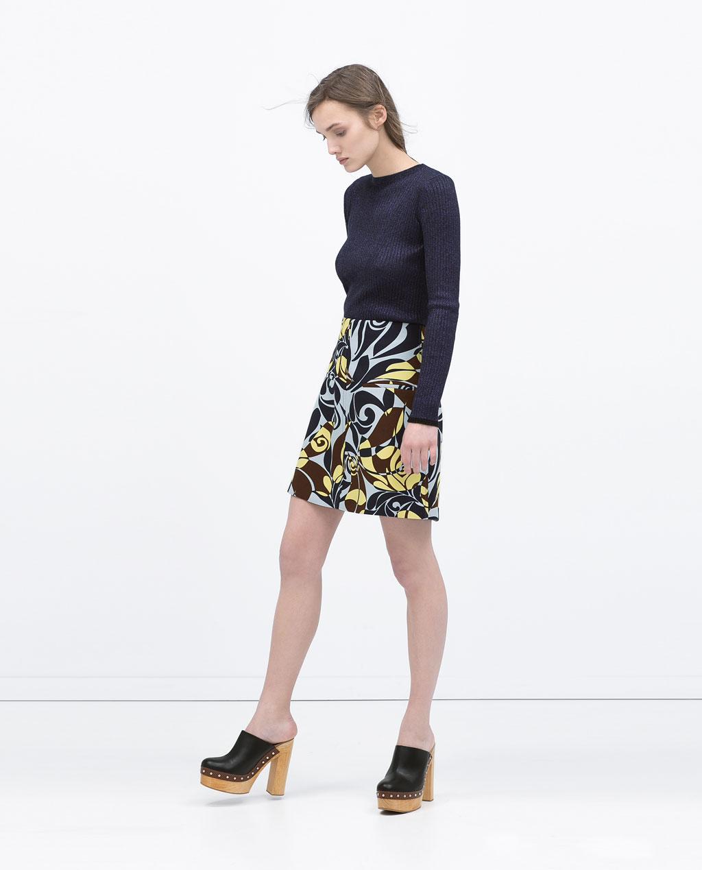 Qu les pasa a las modelos de zara cuida tu imagen Modelos de locales de ropa