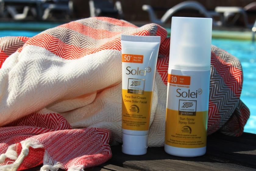 Cuida de ti, cuida tu imagen, Protectores solares, protección sol, Boots Laboratorios 6