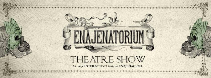 Cuida de ti, Cuida tu imagen, Teatre Almeria, Enajenatorium, Doctor H, Viaje hacía la enajenación, espectáculo, show, mente 22