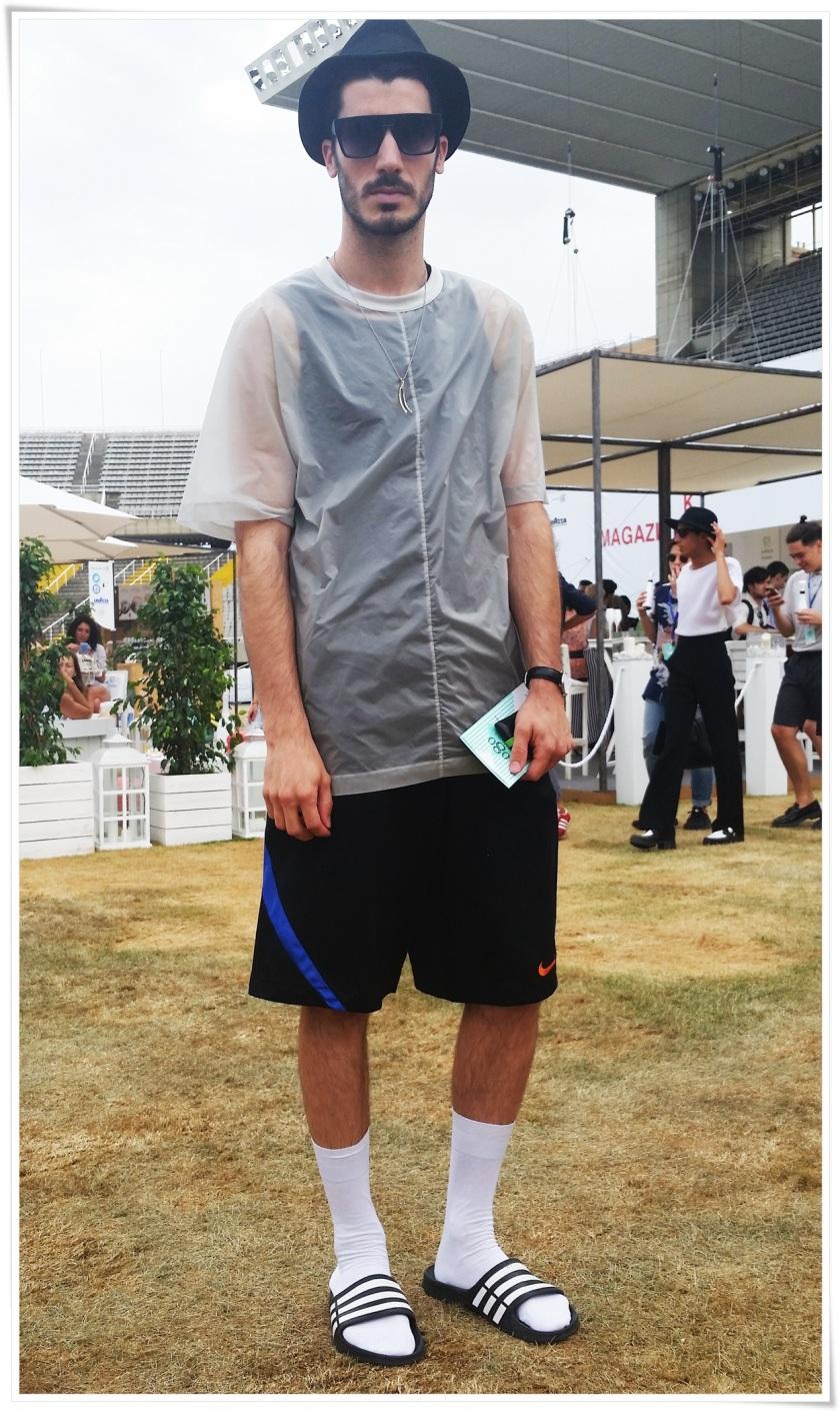Cuida de ti, cuida tu imagen, 080 Barcelona Fashion, Edicion 2015, Estadi Olimpic, Montjuic, Street Style 3