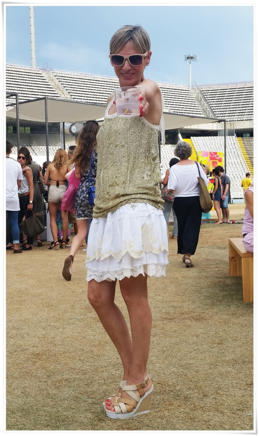 Cuida de ti, cuida tu imagen, 080 Barcelona Fashion, Edicion 2015, Estadi Olimpic, Montjuic, Street Style 4