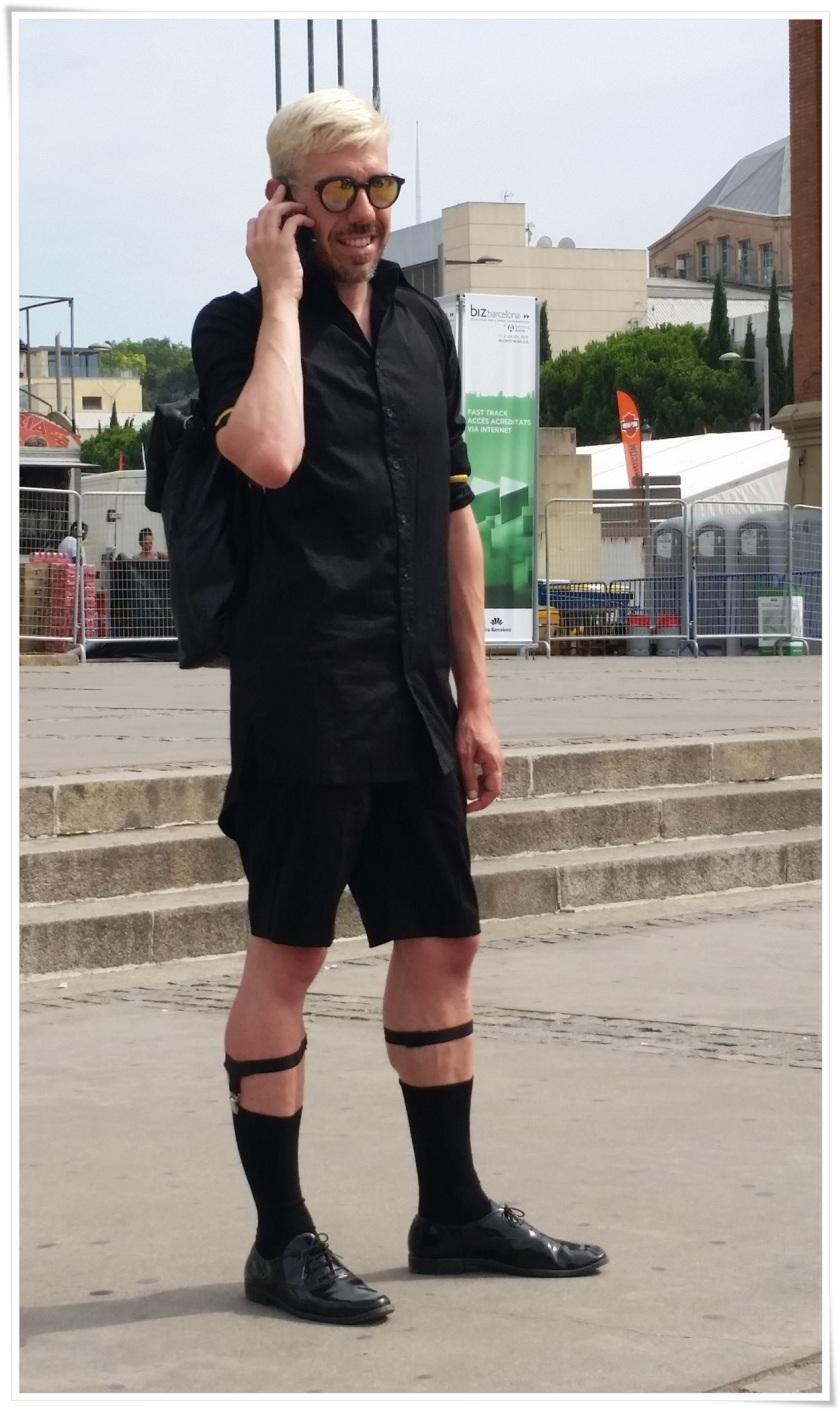 Cuida de ti, cuida tu imagen, 080 Barcelona Fashion, Edicion 2015, Estadi Olimpic, Montjuic, Street Style 6