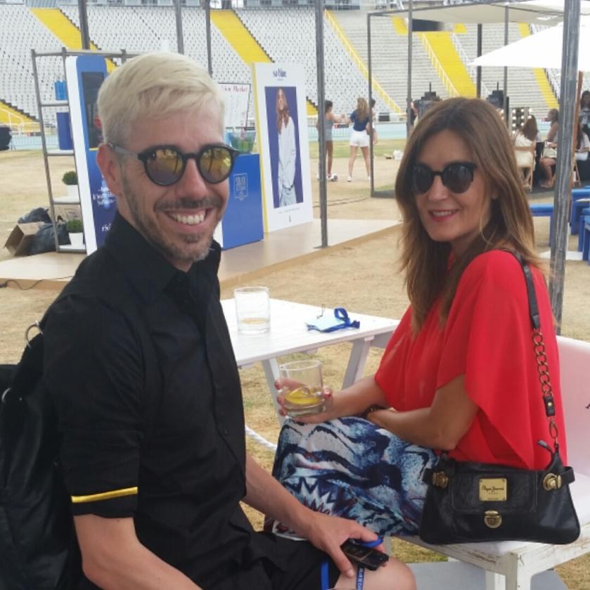 Cuida de ti, Cuida tu imagen, Estadi Olimpic, Edicion verano 2015, Anna de Codorniu 6