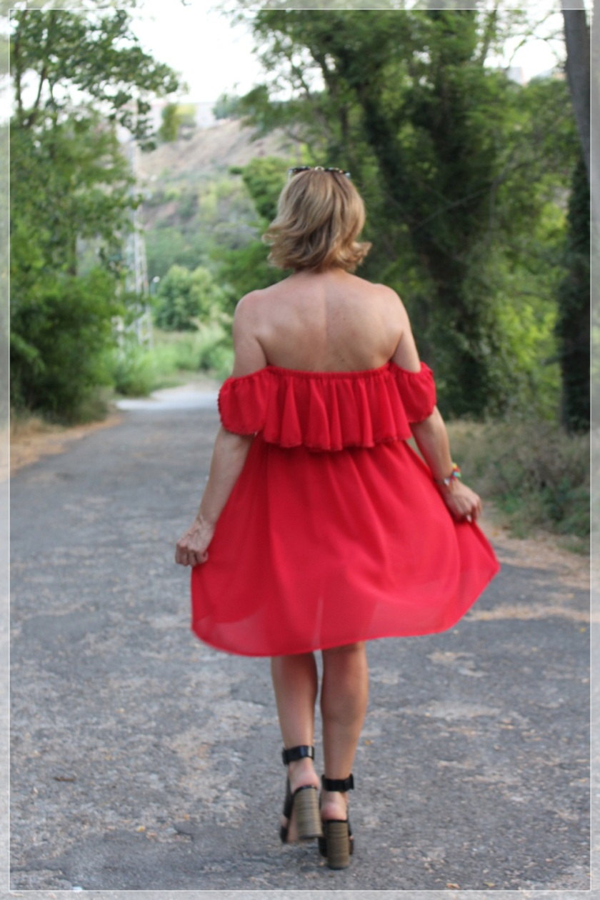 Cuida de ti, Cuida tu imagen, Red is the new Black, Summer Looks, Looks veraniegos, Chicwish 6