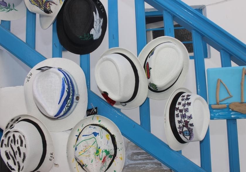 Cuida de ti, cuida tu imagen, Mykonos way of life, holidays, street style, blue, islas griegas