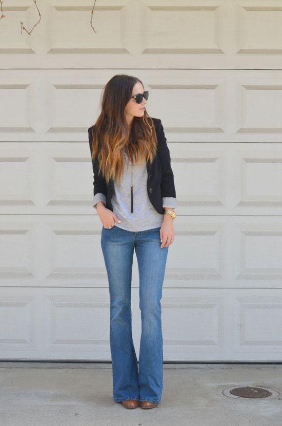 Cuida de ti, cuida tu imagen, Campana y se acabó, pantalones de campana, 70's, flare pants, skinny jeans, pitillos 55