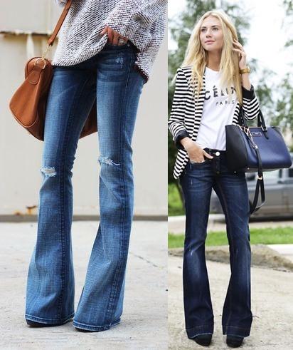 Cuida de ti, cuida tu imagen, Campana y se acabó, pantalones de campana, 70's, flare pants, skinny jeans, pitillos 559