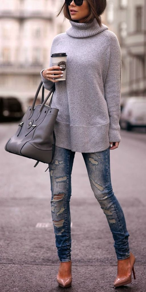 Cuida de ti, cuida tu imagen, trends, tendencias, ripped jeans 4