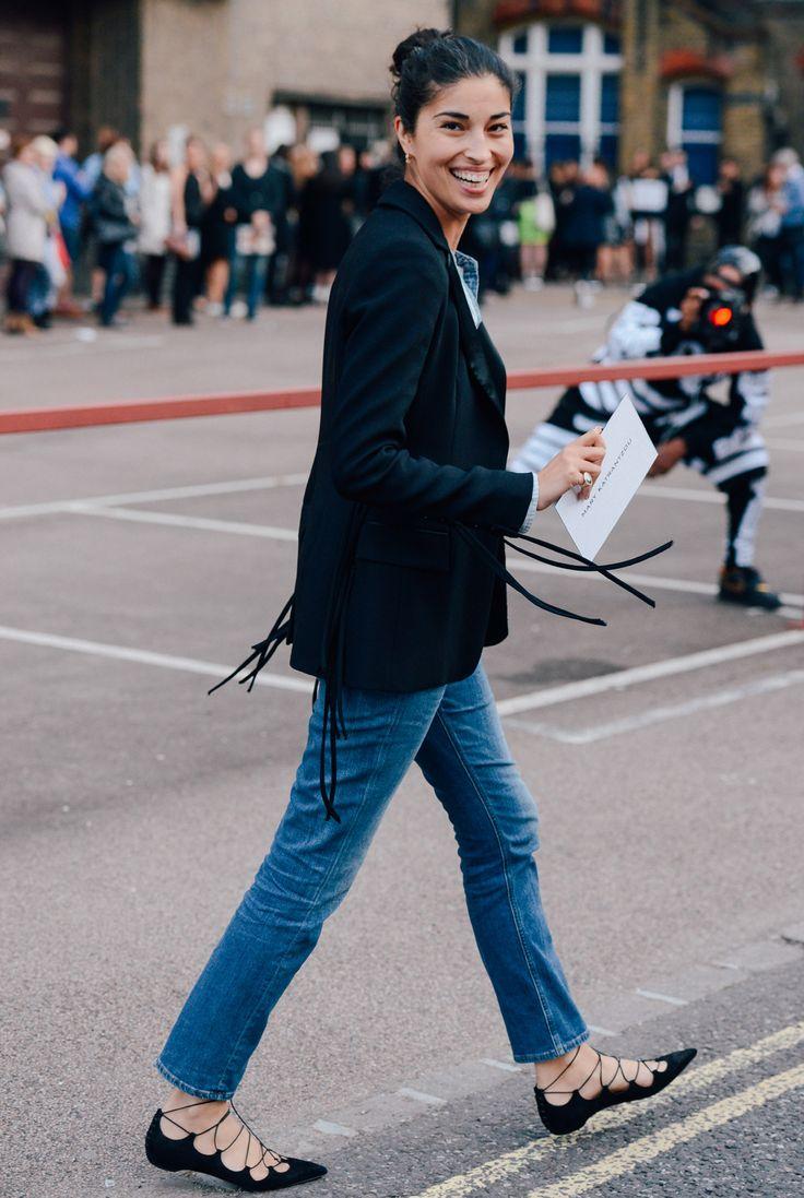 Cuida de ti,cuida tu imagen, bailarinas con cordones, las rompevenas, Flat-Shoes-For-Women-Street-Style-5