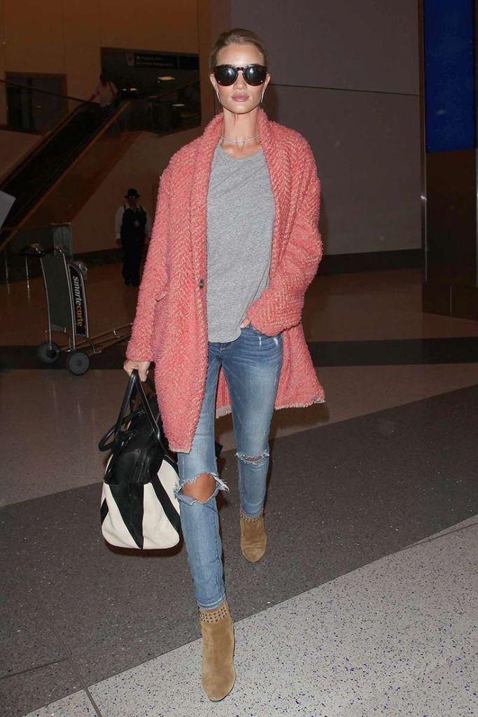 Rosa Huntington, Cuida de ti, cuida tu imagen, trends, tendencias, ripped jeans 10
