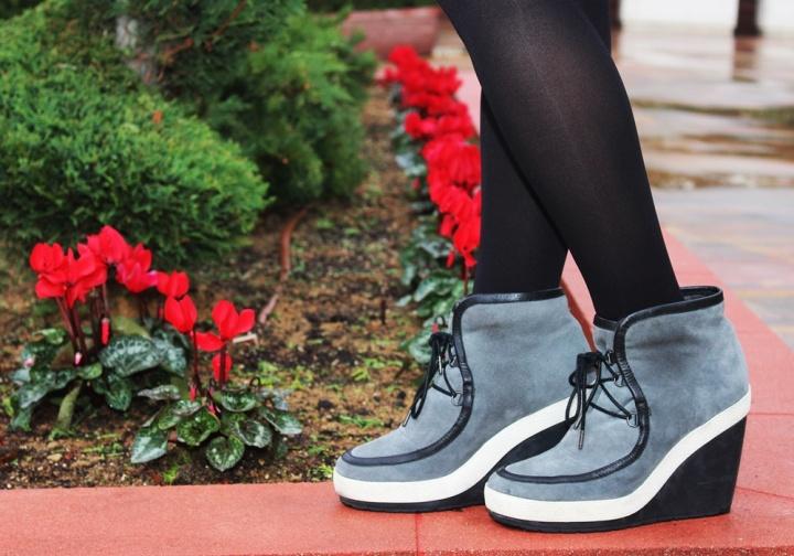 Cuida de ti, cuida tu imagen, Looks, trends, Autumn Winter 2015, Reina de las Nieves, United Nude Shoes 3