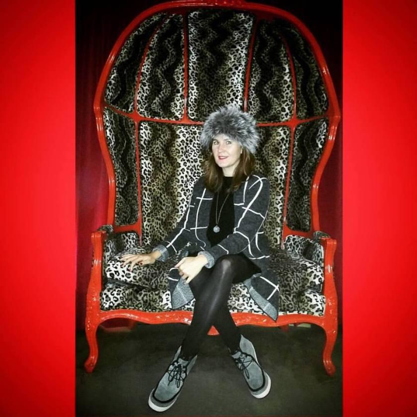 Cuida de ti, cuida tu imagen, Looks, trends, Autumn Winter 2015, Reina de las Nieves, United Nude Shoes90