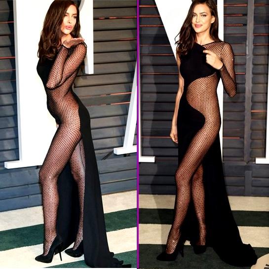 Cuida de ti, Cuida tu imagen, vestidos sin ropa interior, no sensualidad, Irina Shayk