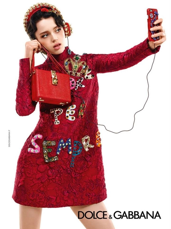 Dolce & Gabbanna, campñas iguales, Italianas, Sicilia, spaguettis, publicidad repetitiva 45