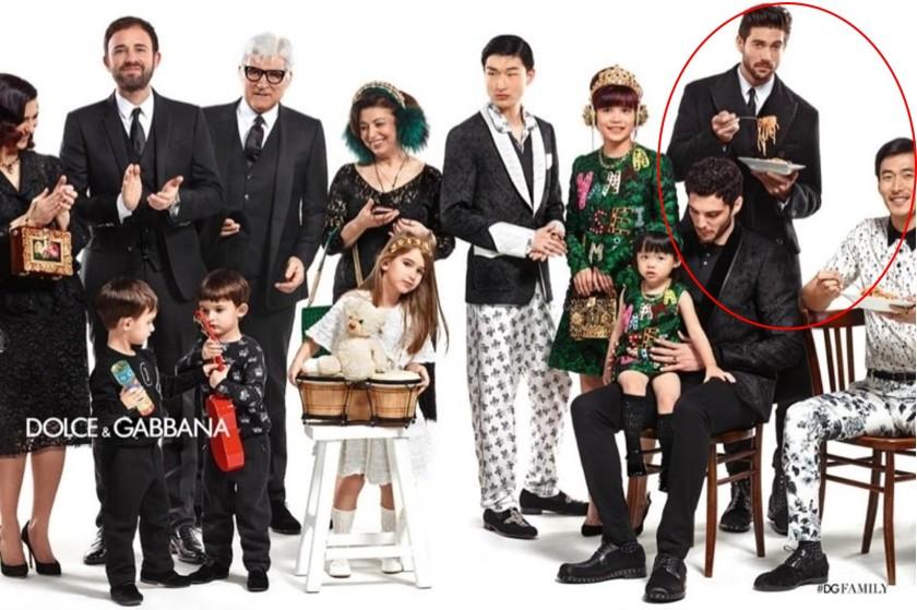 Dolce & Gabbanna, campñas iguales, Italianas, Sicilia, spaguettis, publicidad repetitiva2