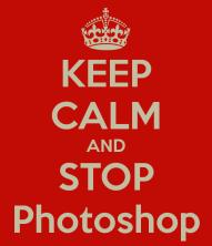 Cuida de ti, cuida tu imagen, Claudia Schiffer, Naomi Camobell, Cindy Crawford , Balmain, Campaña publicitaria, photoshop 160