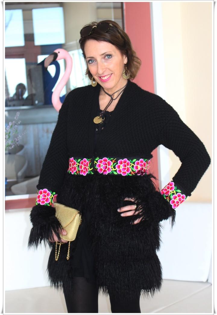 Cuida de ti, cuida tu imagen, Abrigo Siara Fashion, Abrigo especial, vintage 11