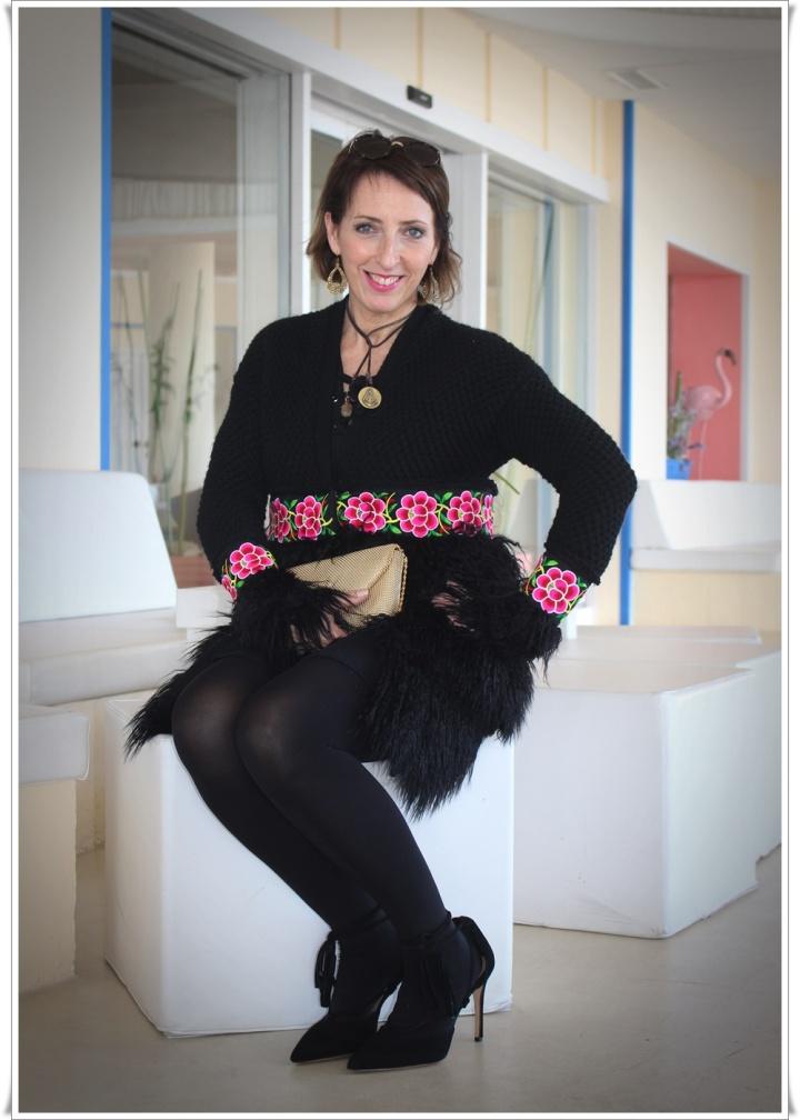 Cuida de ti, cuida tu imagen, Abrigo Siara Fashion, Abrigo especial, vintage