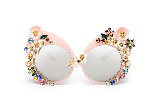 Cuida de ti, cuida tu imagen, spring, trends, what not to wear, aberraciones primaverales, Gafas Dolce & Gabanna 2