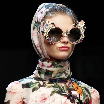 Cuida de ti, cuida tu imagen, spring, trends, what not to wear, aberraciones primaverales, Gafas Dolce & Gabanna