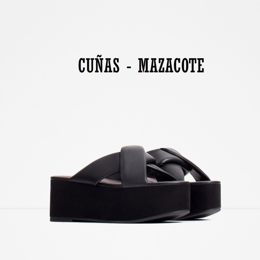 Cuida de ti, cuida tu imagen, spring, trends, what not to wear, aberraciones primaverales, Zapato Mazacote by Don Amancio22