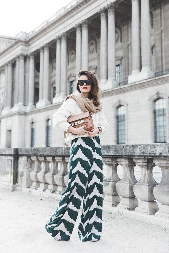 Palazzo 1, Cuida de ti, cuida tu imagen, tendencias primavera, mis favoritos, pantalones palazzo estampados