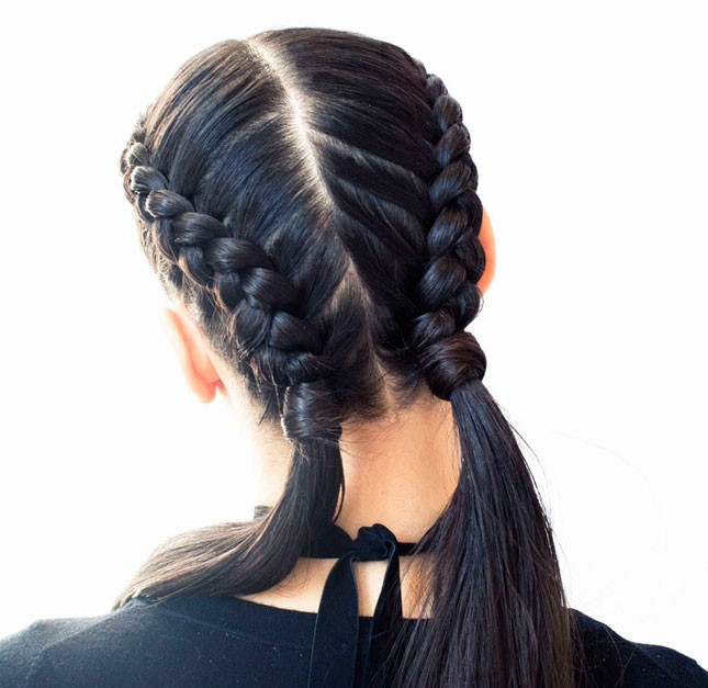 Yo para hacerme este peinado, necesito un manual tipo IKEA.