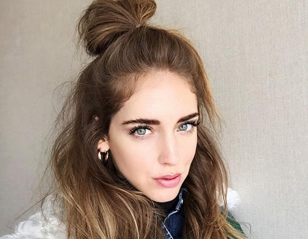 Chiara ferragni, Cuida de ti, cuida tu imagen, tendencias de verano, summer trends, el half bun