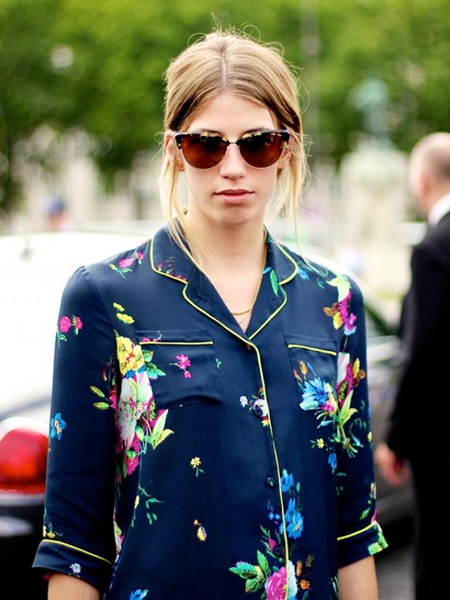 Cuida de ti, cuida tu imagen, mi amiga Marta Ortega, moda pijamera, tendencias, stret style 6
