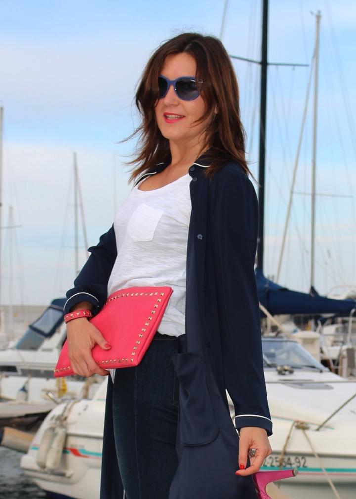 Cuida de ti, cuida tu image, tendencias, pijamera, Zara, trends, pijama look, trends, Zara, Inditex, pons Quintana 9