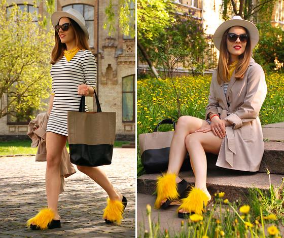 Cuida de ti, cuida tu imagen, Furry Sandals, el retorno del yety, modas locas, tendencias absurdas, zapas peludas, STREET STYLE