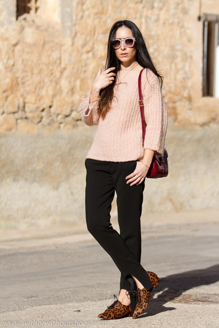 Zara_Studio+Black_fuseau_pants+Animal_print_leopard_fur_bluchers+IMG_3772