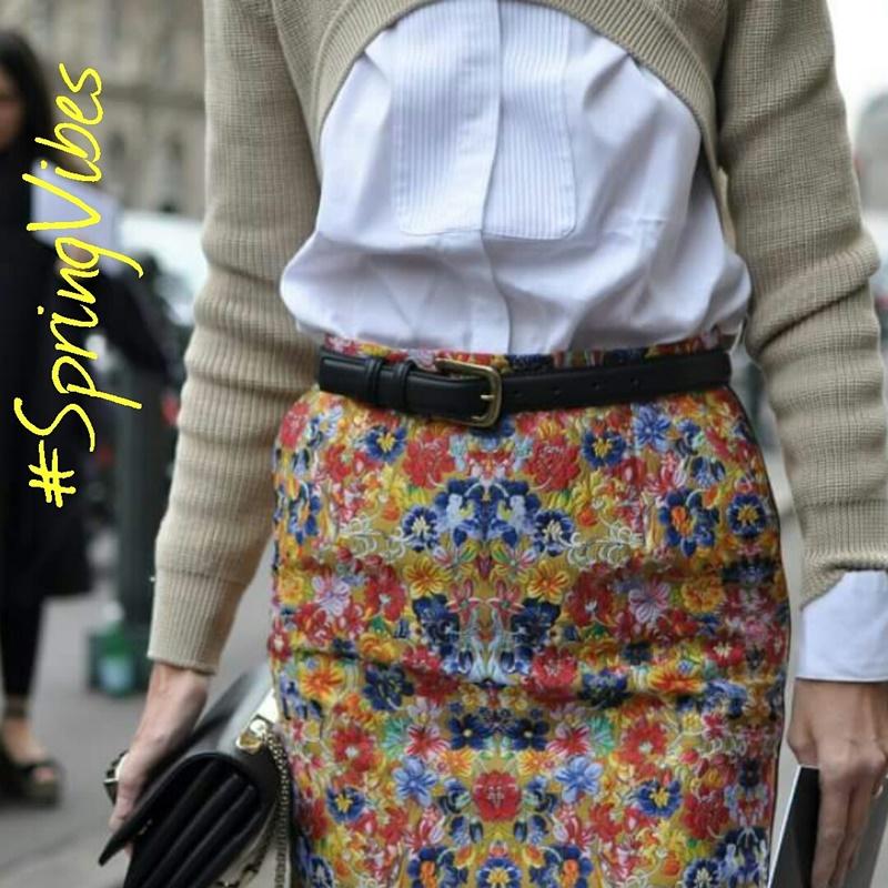 1 - Cuida de ti, cuida tu imagen, Tendencias primavera, todo vale, color, colourful, spring, trends, street style.