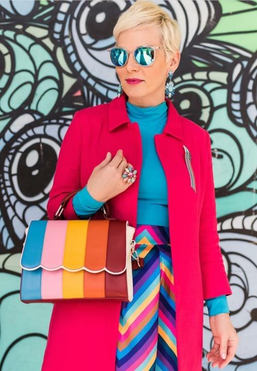 19. Cuida de ti, cuida tu imagen, Tendencias primavera, todo vale, color, colourful, spring, trends, street style.