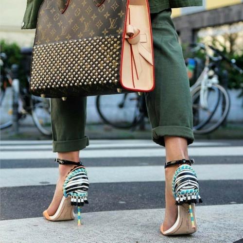8.1 - Cuida de ti, cuida tu imagen, Tendencias primavera, todo vale, color, colourful, spring, trends, street style.