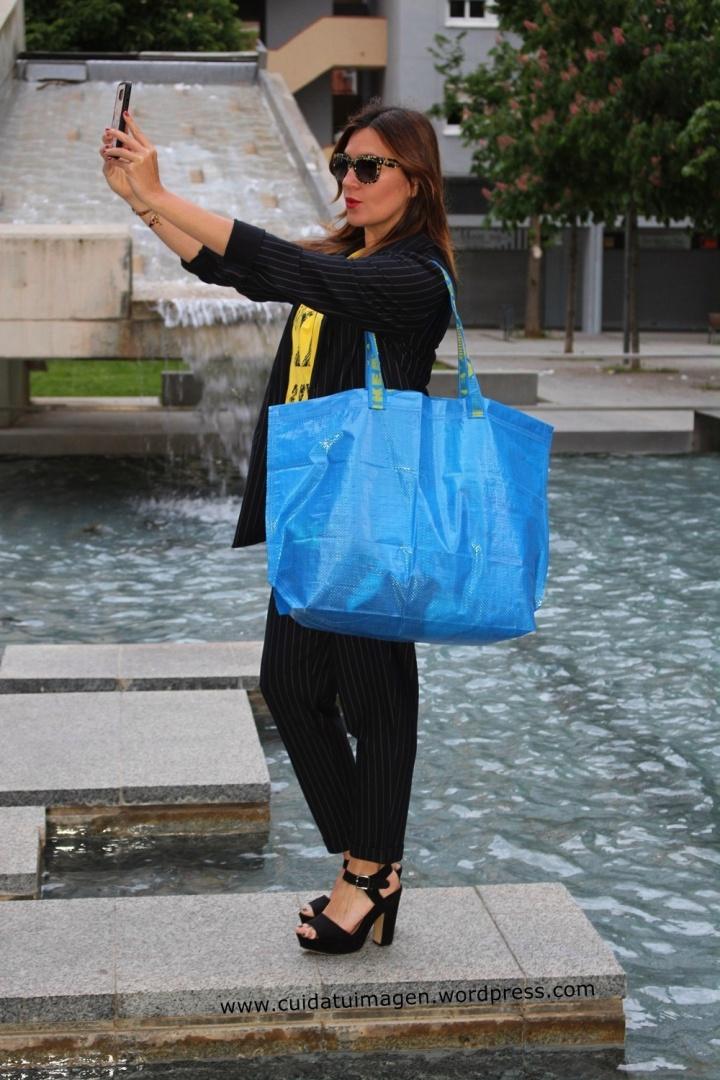 Cuida de ti, Cuida tu imagen, Balenciaga copia a IKEA, IKEA FRAKTA bag versus Balenciaga Carry Shopper Bag 5