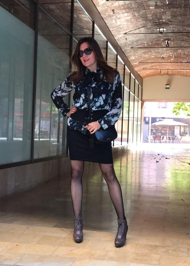 Cuida de ti, cuida tu imagen, Tendencia fajin, cinturón fajin , Zara, bloggers reunidas 2 7