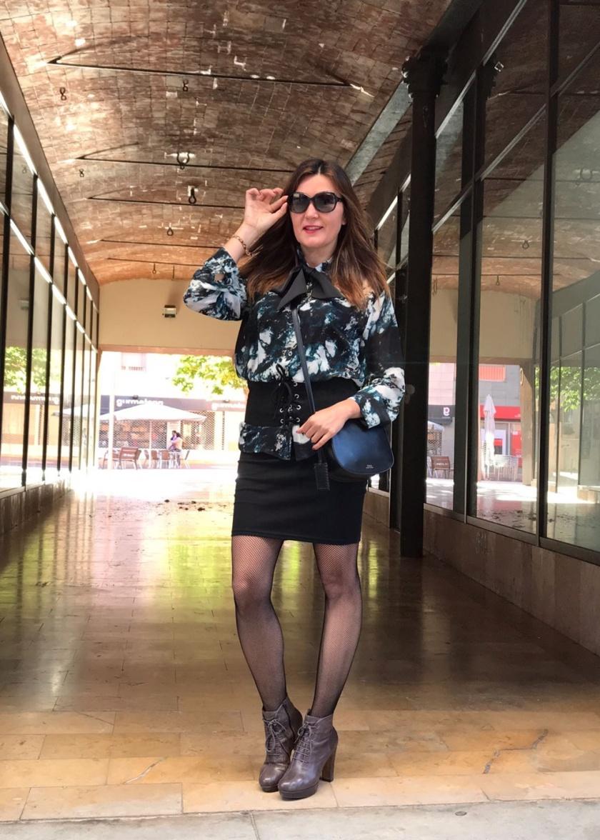 Cuida de ti, cuida tu imagen, Tendencia fajin, cinturón fajin , Zara, bloggers reunidas 2 8