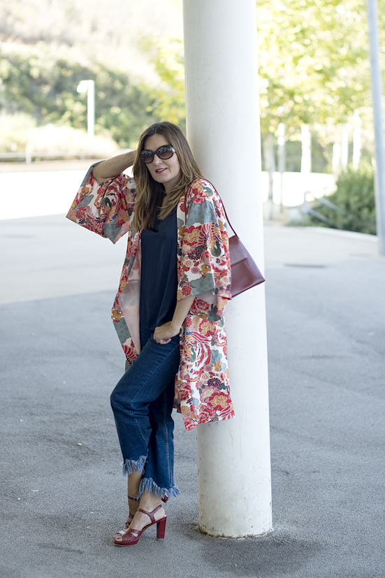 Cuida tu imagen, Alicia Santiago, in love with kimonos, japo style, ZAFUL 4