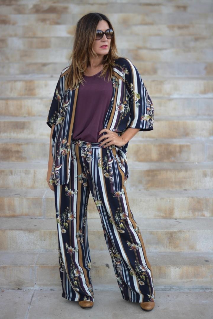 Cuida tu imagen, Alicia Santiago, The pyjama Suite, Tendencia pijamra, Polca, tendencias otoño, Autumn trends, Pyjama.2