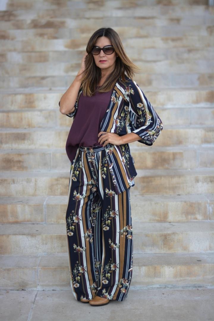 Cuida tu imagen, Alicia Santiago, The pyjama Suite, Tendencia pijamra, Polca, tendencias otoño, Autumn trends, Pyjama.4