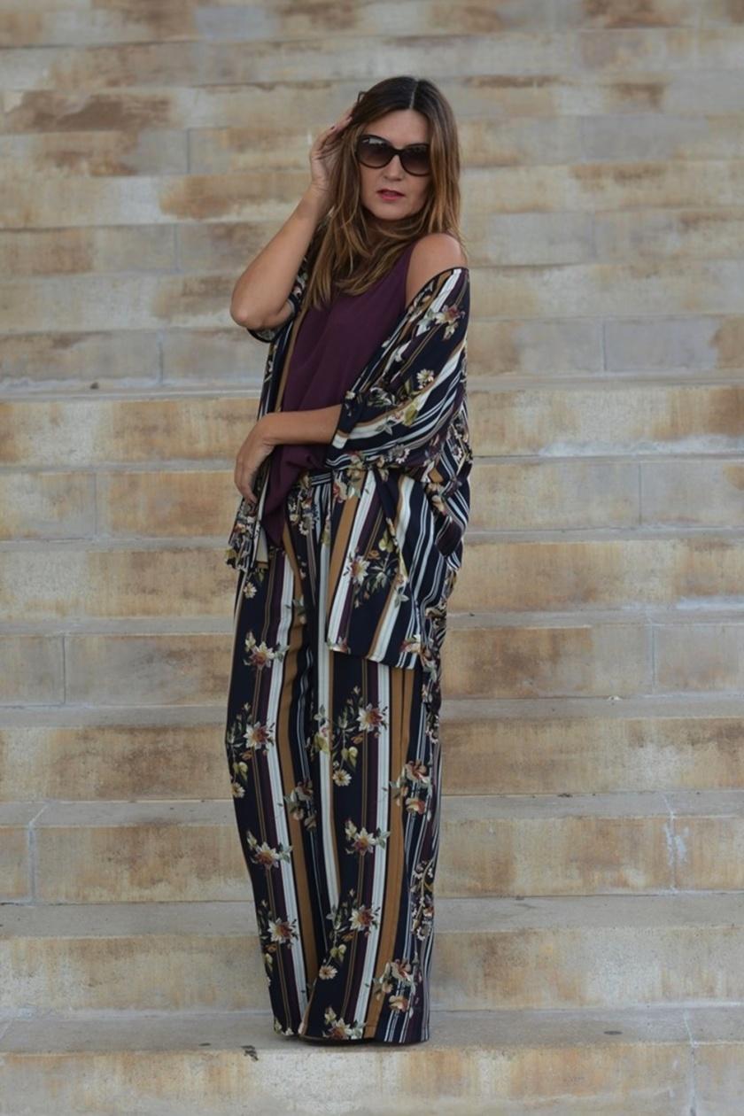 Cuida tu imagen, Alicia Santiago, The pyjama Suite, Tendencia pijamra, Polca, tendencias otoño, Autumn trends, Pyjama.7