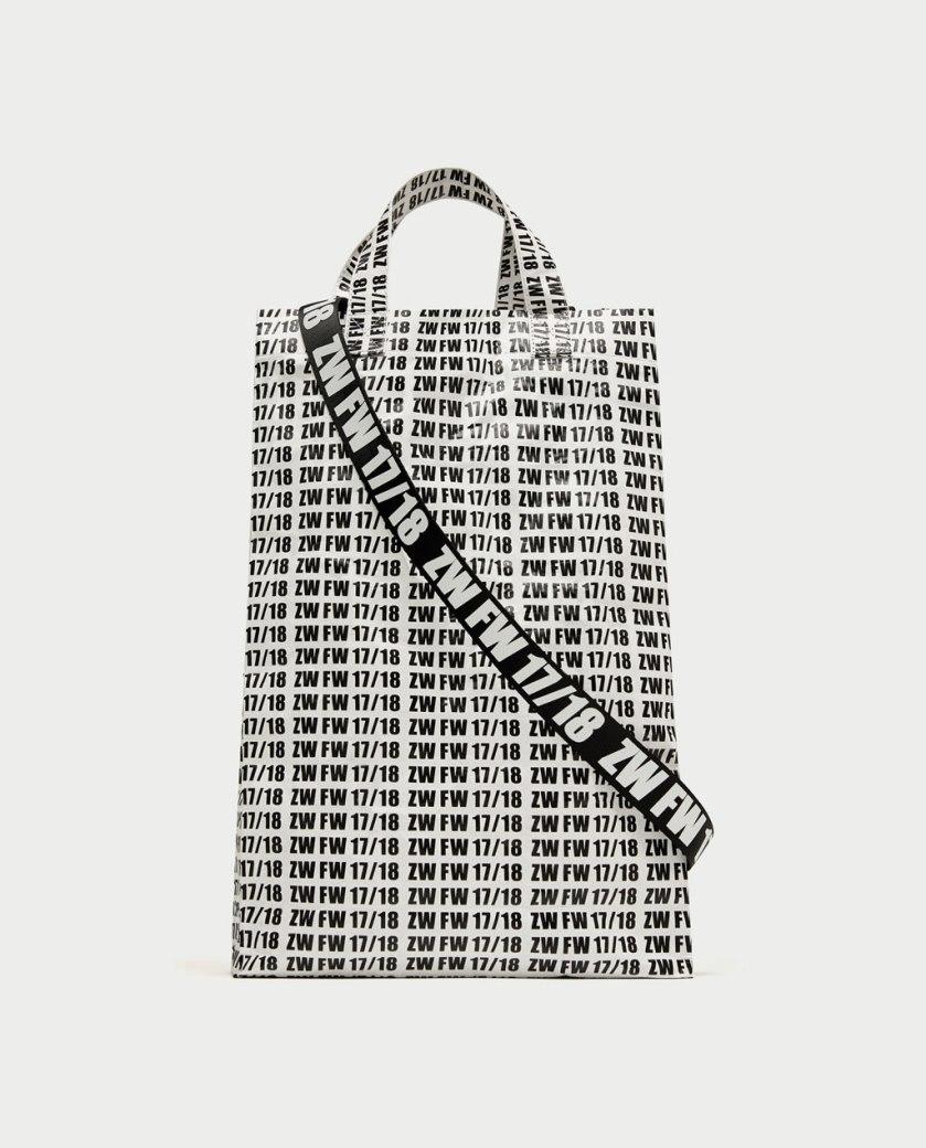 Cuida tu imagen, Alicia Santiago, Zara, Amancio Céntrate, esto es un bolso anuncio, o una bolsa de publicidad, Amancio Céntrate y regalanos esta bolsa. Esto no puede estar a la venta.