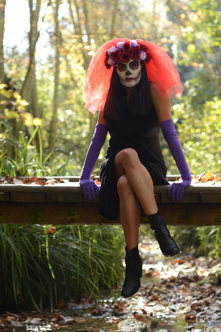 Cuidatuimagen, Catrina, Miss Catrina, Calavera mexicana, Calavera Garbancera, Estilismos, Disfraces, Halloween 2